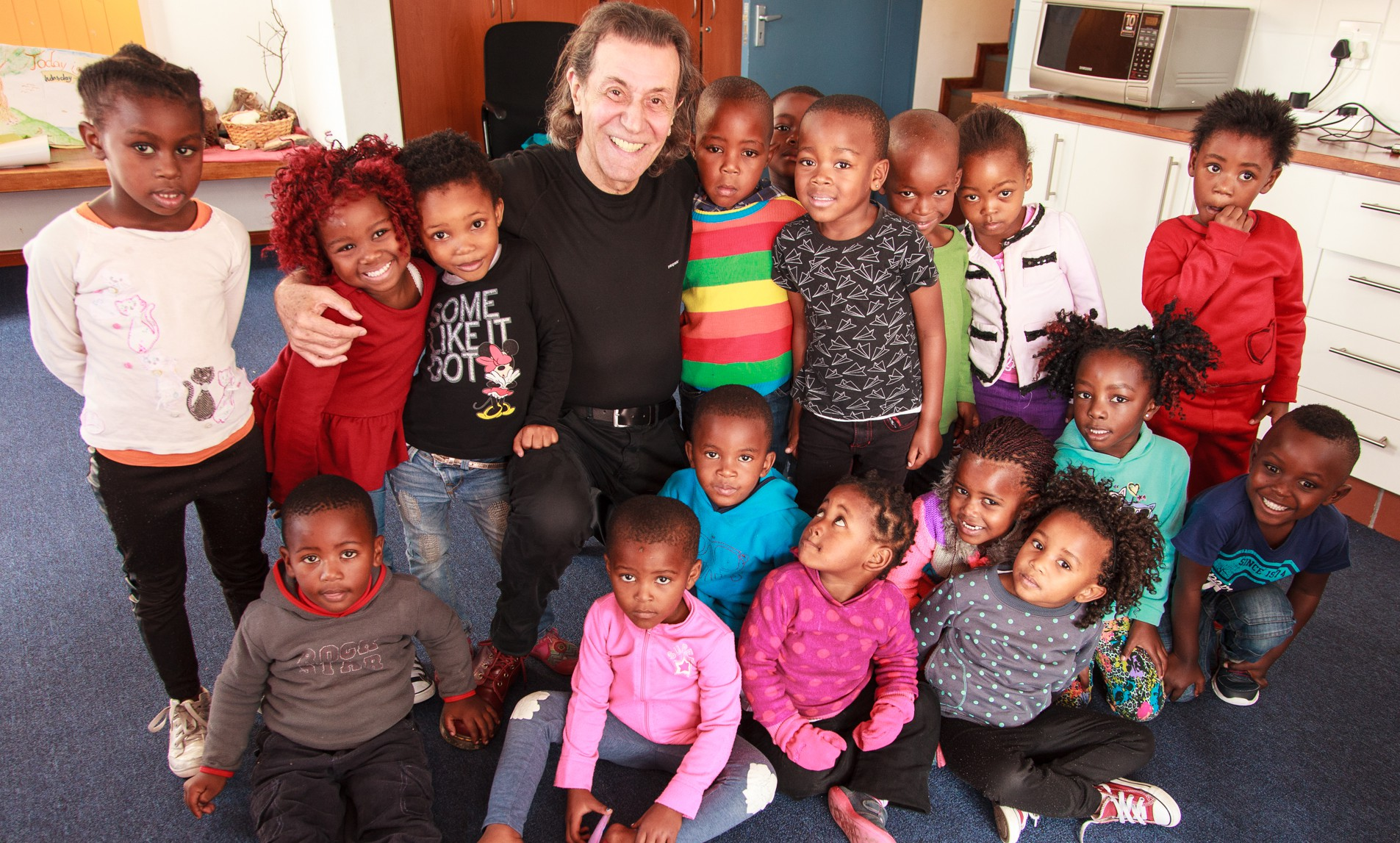Albert Hammond - Vulamasango, Cape Town, South Africa - 10