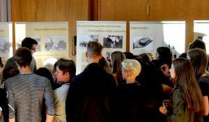 Ausstellung in der Aula